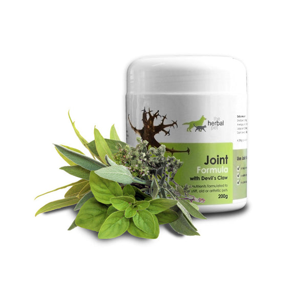 The Herbal Pet Joint Formula 200G