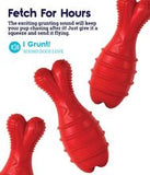Grunt Fetch Stick, Bunny Petstages