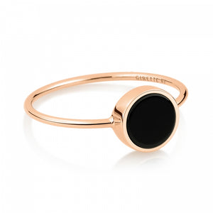 Bague MINI EVER ONYX