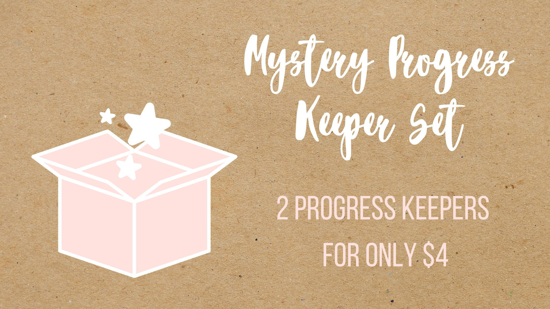 Mystery Progress Keeper Set