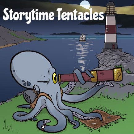 Storytime Tentacles Illustrated Book