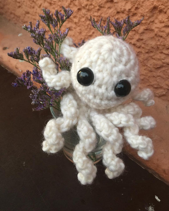 Curious Octopus Ghost