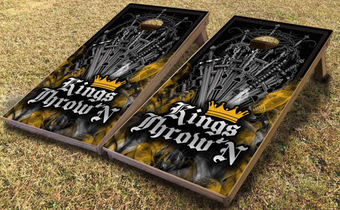 Kings Throw'N Boards - Kings Throw'N