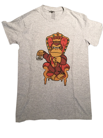 DK Shirt #1 - Kings Throw'N