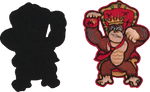 """DK"" Design Patch (2nd Edition!) - Kings Throw'N"