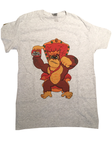 DK Shirt #2 - Kings Throw'N
