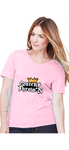 Queens Throw'N Women's V-Neck Shirts - Kings Throw'N