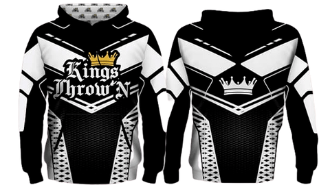 Kings Throw'N Hoodies - Kings Throw'N