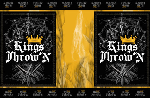 Kings Throw'N Pitch Pads - Kings Throw'N