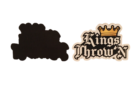 Kings Throw'N Magnet - Kings Throw'N