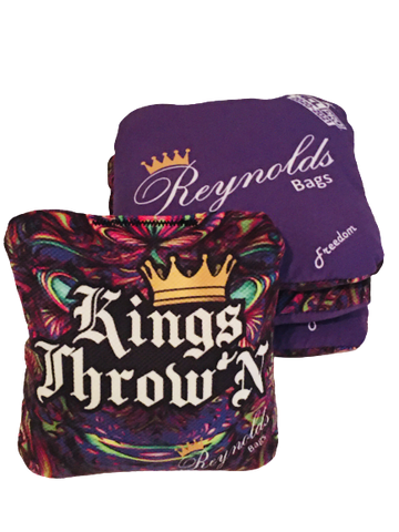 Reynolds KT 2nd Edition Cornhole Bags - Kings Throw'N