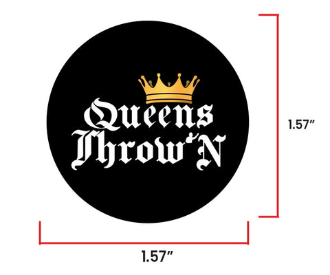 Queens Throw'N Phone Socket - Kings Throw'N