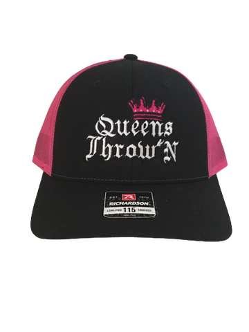 Queens Throw'N Hats - Kings Throw'N