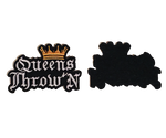 Queens Throw'N Patches - Kings Throw'N