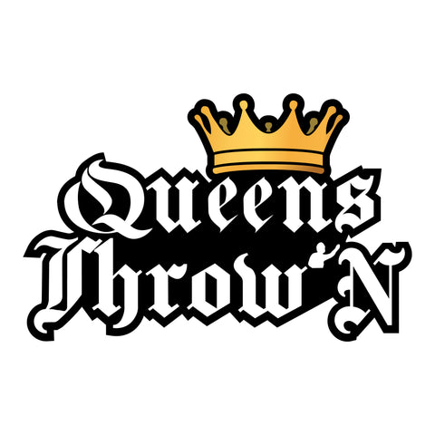 Queens Throw'N Stickers - Kings Throw'N