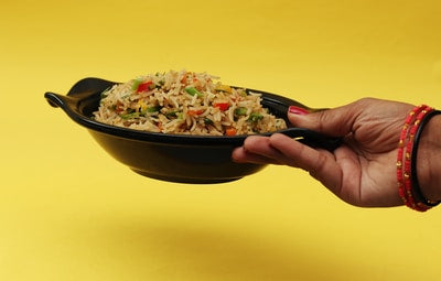 Fried Rice with Broth