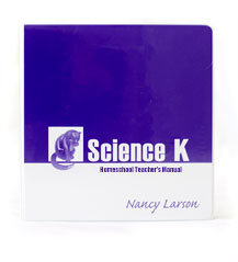 Science K Teachers Manual