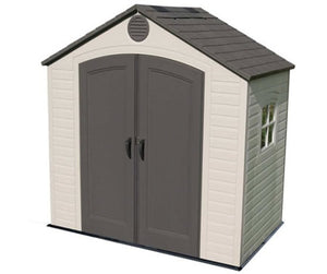 Lifetime 8x5 Storage Shed w/ Floor & Window