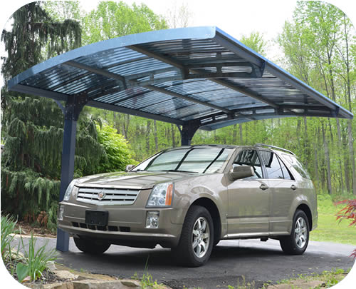 Palram Arizona Wave 5000 Carport Kit