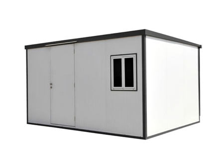 Duramax 13x10 Insulated Cabin Storage Shed w/ Floor