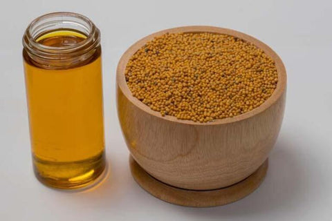 How is Mustard Oil Used in Hair Care?