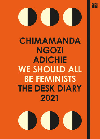 we should all be feminist book cover