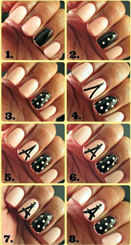 how to do fun nails