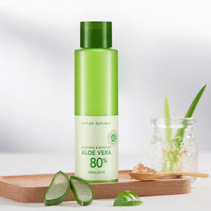 Load image into Gallery viewer, [Nature Republic] Soothing & Moisture Aloe Vera 80% Emulsion