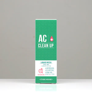 [Etude house] AC Clean up Liquid Patch 5ml Triple Cleanup Salicylic Acid