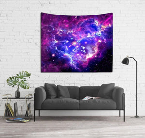 Load image into Gallery viewer, Galaxy Tapestry