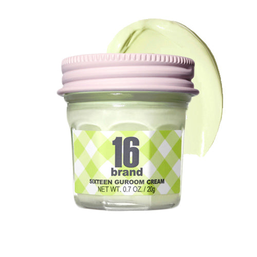 [16 Brand] Guroom CreamToneup SPF30 / PA ++ For Red Splotchy Skin Lime Pink Tone Up