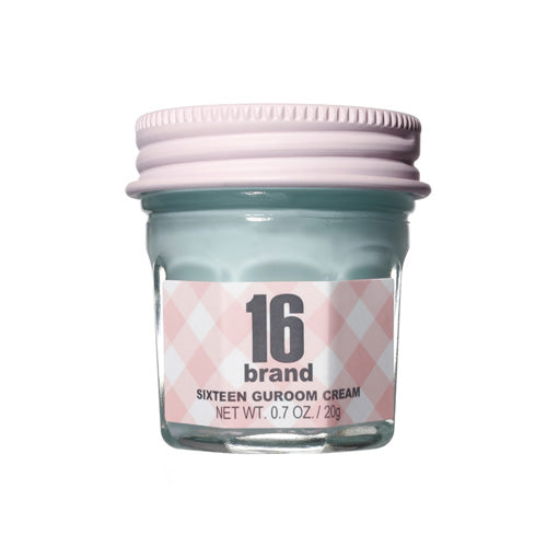 [16 Brand] Guroom Cream Mint Cream  Intensive Moisturizing Cream