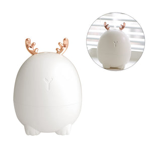 USB Air Humidifier Ultrasonic Aroma Mini Diffuser With Different Cute Cartoon Animals Rabbit Deer