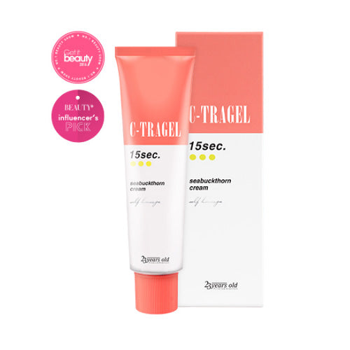[23years] C-Tragel Cream 50g Moisturize, Calm Soften Soothe