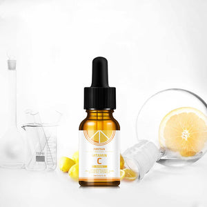 Vitamin C Serum For Face Natural Skin Care Facial Treatment Neck and Chest Anti-Aging Serum Fights Pigmentation Fine Lines And Wrinkles