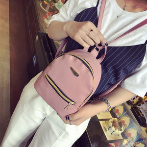Load image into Gallery viewer, cute mini backpack  pink purse