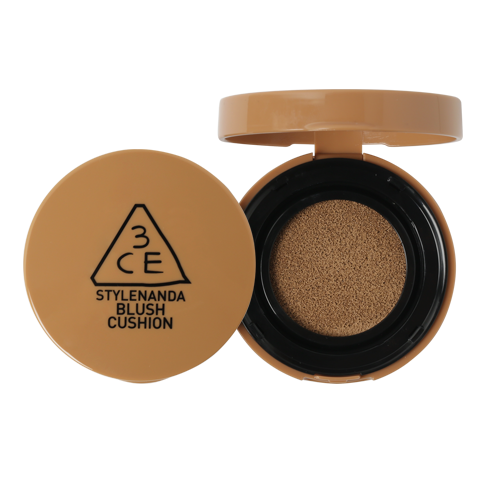 [3CE] Blush Cushion Peach Brown High Pigmentation Individual