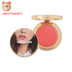 [3CE] Take A Layer Multi Pot (Holly Hock) Checks Individual Blush