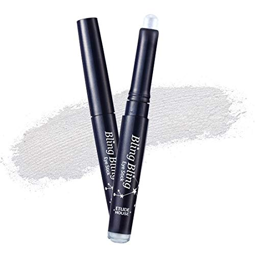 Etude house Bling Bling Stick Long-Lasting Eye Shadow Stick With Blinding Glow And Soft Creamy Texture For Shining Eyes