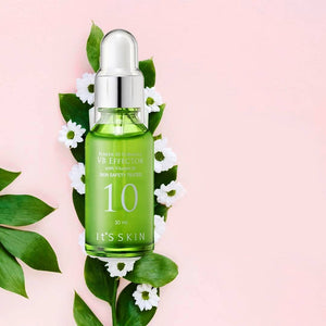 [It's Skin] Power 10 Formula VB Effector 30ml Serum Cell Regeneration & Revitalizing, Smooth Skin, Troubles Soothing Ultra Hydrating Vitamin B