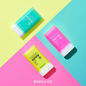 Load image into Gallery viewer, [Banila co] Hello Sunny Essence Sun Stick SPF50+ PA++++ No White Residue Artificial Colors And Flavors Pocket-Size