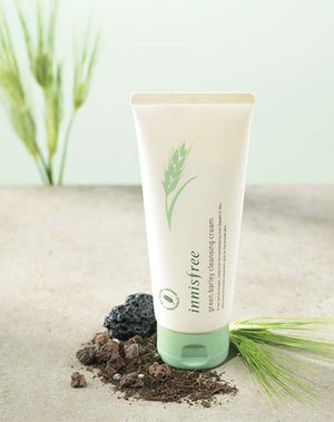 [Innisfree] Green Barley Cleansing Cream 150ml Jeju Green Barley Extract