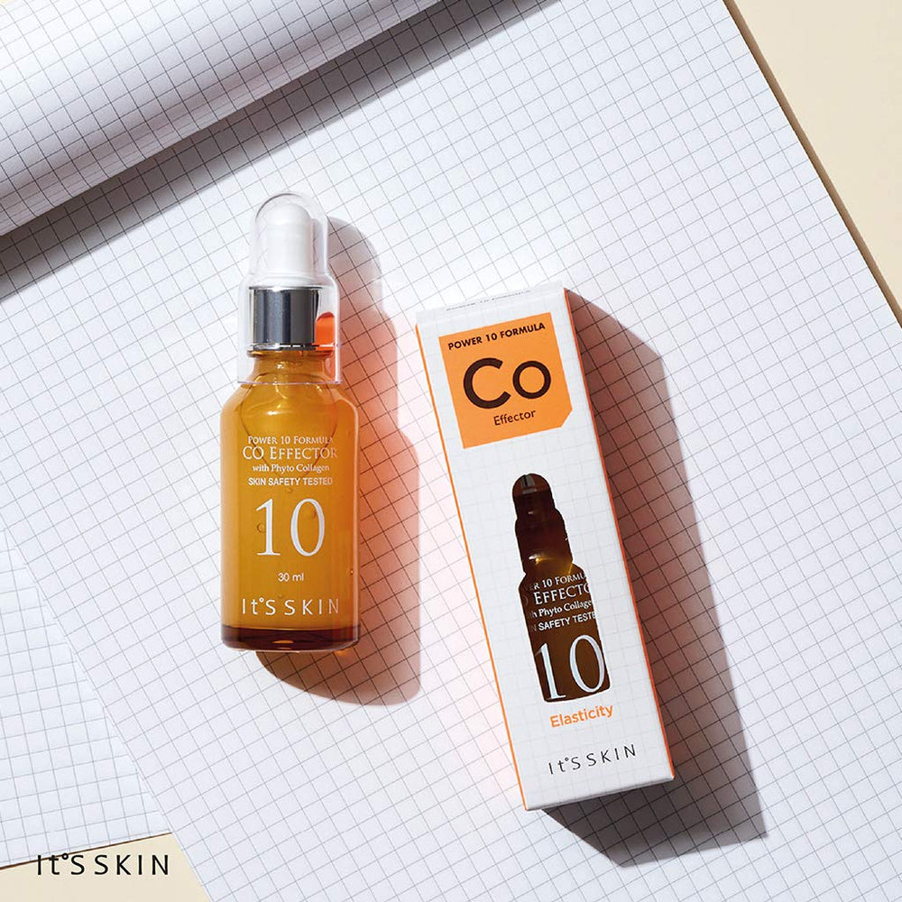 [It's Skin] Power 10 Formula CO Effector 30ml Time Deal Long-Lasting Hydration