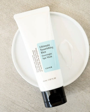 Load image into Gallery viewer, [COSRX] JUMBO Ultimate Nourishing Rice Overnight Mask 60g