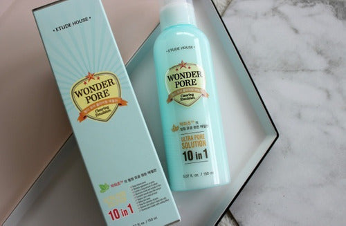 [Etude house] Wonder Pore Clearing Emulsion 130ml Fresh Texture And Light Finish