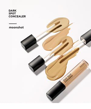 [Moonshot] Dark Spot Concealer with Whitening Essence Long-Lasting Excellent Coverage Stay All Day No Crease Foundation