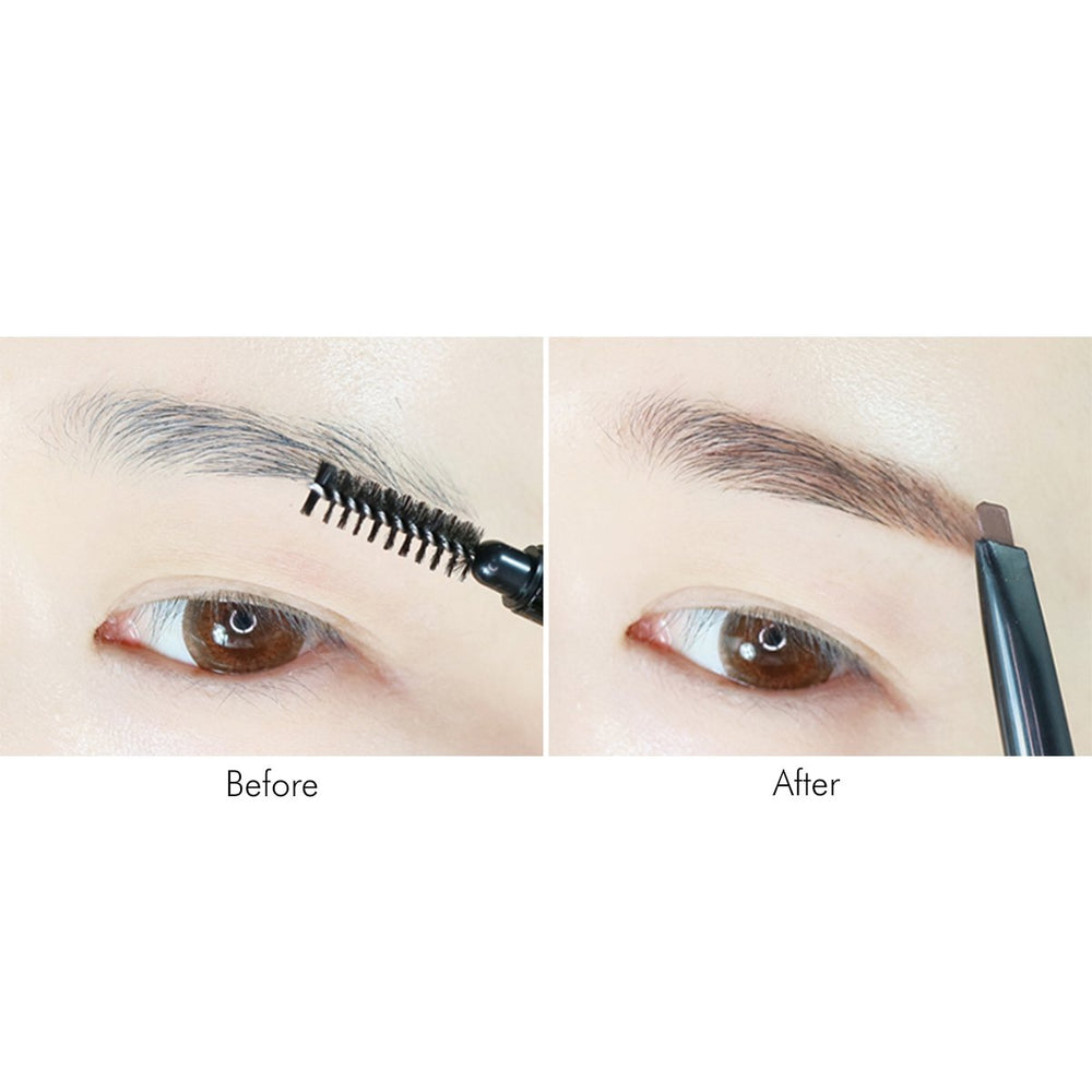 Load image into Gallery viewer, [Tonymoly] Easy Touch Auto Eyebrow 01 Black