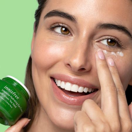 Load image into Gallery viewer, [Innisfree] The Green Tea Seed Eye Cream 30ml Provides Moisture And Nourishment To Your Skin