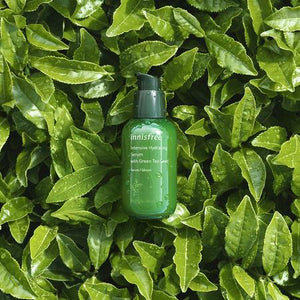 [Innisfree] Green Tea Seed Serum Deep Hydration Rich Natural Ingredients Moisture-Rising Technology