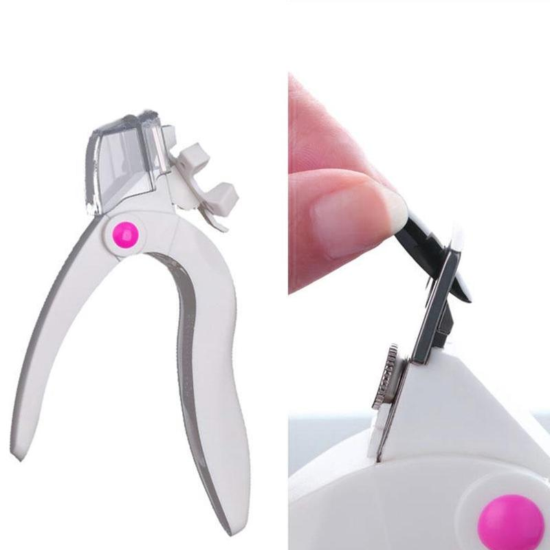 nail tip cutter with catcher